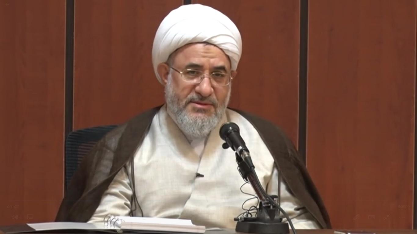 جلسه اول دولت اسلامی